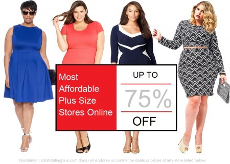 Most affordable plus size stores online