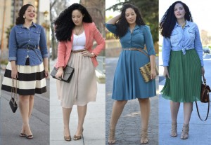 Date Night Dresses for Plus Size Women